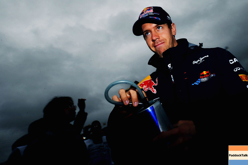 GEPA-31071199001 - FORMULA 1 - Grand Prix of Hungary, Hungaroring. Image shows Sebastian Vettel (GER/ Red Bull Racing). Photo: Getty Images/ Lars Baron - For editorial use only. Image is free of charge
