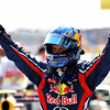 GEPA-08051199009 - FORMULA 1 - Grand Prix of Turkey. Image shows the rejoicing of Sebastian Vettel (GER/ Red Bull Racing). Photo: Paul Gilham/ Getty Images - For editorial use only. Image is free of charge