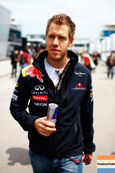 GEPA-08051199000 - FORMULA 1 - Grand Prix of Turkey. Image shows Sebastian Vettel (GER/ Red Bull Racing). Photo: Mark Thompson/ Getty Images - For editorial use only. Image is free of charge