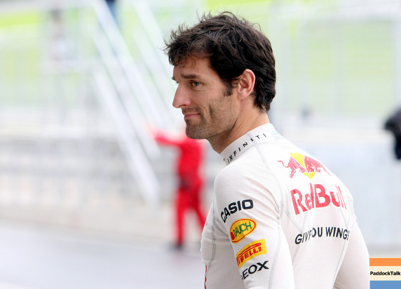 GEPA-14051181161 - SPIELBERG,AUSTRIA,14.MAY.11 - MOTORSPORT, FORMULA 1 - Media Day Red Bull Ring, project Spielberg. Image shows Mark Webber (AUS/ Red Bull Racing). Photo: GEPA pictures/ Christian Walgram - For editorial use only. Image is free of charge.