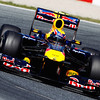 GEPA-21051199002 - FORMULA 1 - Grand Prix of Spain. Image shows Mark Webber (AUS/ Red Bull Racing). Photo: Mark Thompson/ Getty Images - For editorial use only. Image is free of charge