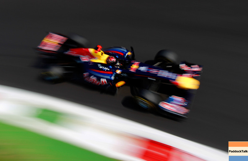 GEPA-10091199008 - FORMULA 1 - Grand Prix of Italy. Image shows Sebastian Vettel (GER/ Red Bull Racing). Photo: Getty Images/ Paul Gilham - For editorial use only. Image is free of charge