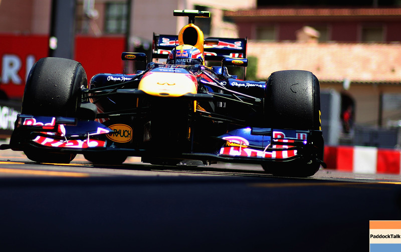 GEPA-26051199011 - FORMULA 1 - Grand Prix of Monaco. Image shows Mark Webber (AUS/ Red Bull Racing). Photo: Vladimir Rys/ Getty Images - For editorial use only. Image is free of charge