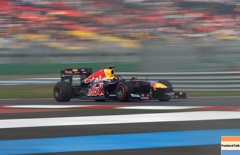 GEPA-15101199014 - FORMULA 1 - Grand Prix of South Korea, Korean International Circuit. Image shows Sebastian Vettel (GER/ Red Bull Racing). Photo: Getty Images/ Clive Mason - For editorial use only. Image is free of charge