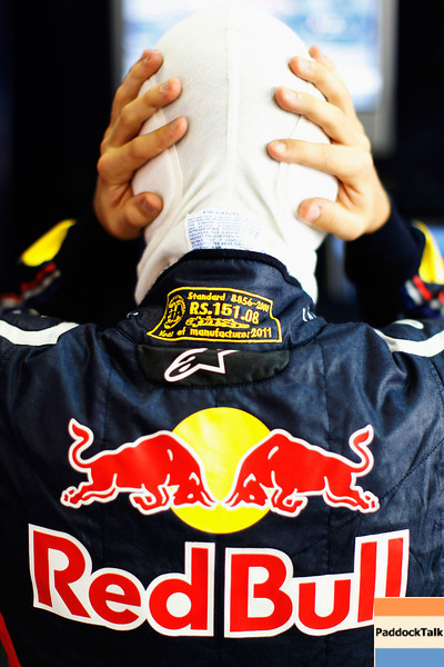 GEPA-15041199007 - FORMULA 1 - Grand Prix of China. Image shows Sebastian Vettel (GER/ Red Bull Racing). Photo: Getty Images/ Mark Thompson - For editorial use only. Image is free of charge