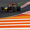 GEPA-30101199012 - FORMULA 1 - Grand Prix of India, Buddh-International-Circuit. Image shows Sebastian Vettel (GER/ Red Bull Racing). Photo: Getty Images/ Clive Mason - For editorial use only. Image is free of charge