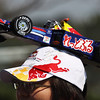 GEPA-09101199003 - FORMULA 1 - Grand Prix of Japan. Image shows a Red Bull Fan. Photo: Getty Images/ Clive Rose - For editorial use only. Image is free of charge