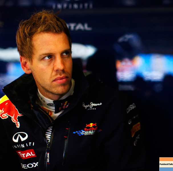 GEPA-06051199001 - FORMULA 1 - Grand Prix of Turkey. Image shows Sebastian Vettel (GER/ Red Bull Racing). Photo: Getty Images/ Mark Thompson - For editorial use only. Image is free of charge