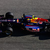 GEPA-12021199008 - FORMULA 1 - Testing in Jerez. Image shows Mark Webber (AUS/ Red Bull Racing). Photo: Mark Thompson/ Getty Images - For editorial use only. Image is free of charge