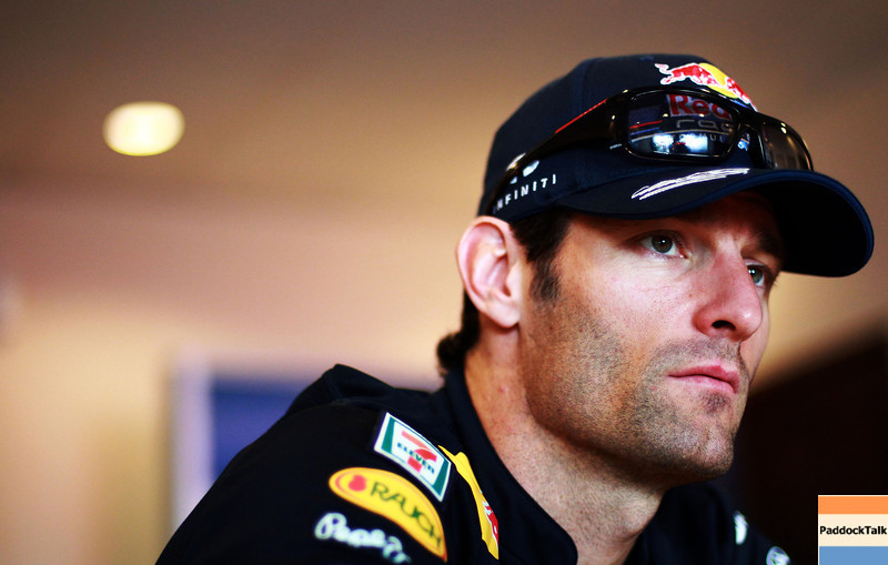 GEPA-23091199000 - FORMULA 1 - Grand Prix of Singapore. Image shows Mark Webber (AUS/ Red Bull Racing). Photo: Getty Images/ Vladimir Rys - For editorial use only. Image is free of charge