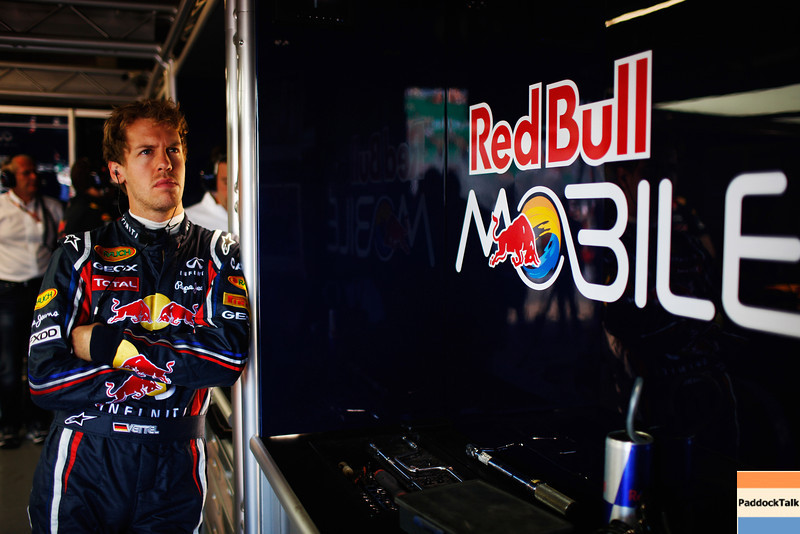 GEPA-10061199014 - FORMULA 1 - Grand Prix of Canada. Image shows Sebastian Vettel (GER/ Red Bull Racing). Photo: Mark Thompson/ Getty Images - For editorial use only. Image is free of charge