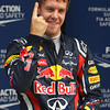 GEPA-29101199011 - FORMULA 1 - Grand Prix of India, Buddh-International-Circuit. Image shows Sebastian Vettel (GER/ Red Bull Racing). Photo: Getty Images/ Mark Thompson - For editorial use only. Image is free of charge