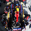 GEPA-08051199025 - FORMULA 1 - Grand Prix of Turkey. Image shows Sebastian Vettel (GER/ Red Bull Racing). Keywords: pit stop. Photo: Mark Thompson/ Getty Images - For editorial use only. Image is free of charge