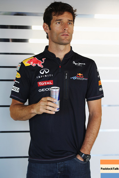 GEPA-06101199002 - FORMULA 1 - Grand Prix of Japan, preview. Image shows Mark Webber (AUS/ Red Bull Racing). Photo: Getty Images/ Mark Thompson - For editorial use only. Image is free of charge