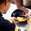 GEPA-09061199002 - FORMULA 1 - Grand Prix of Canada. Image shows Sebastian Vettel (GER/ Red Bull Racing). Keyword: autograph. Photo: Mark Thompson/ Getty Images - For editorial use only. Image is free of charge