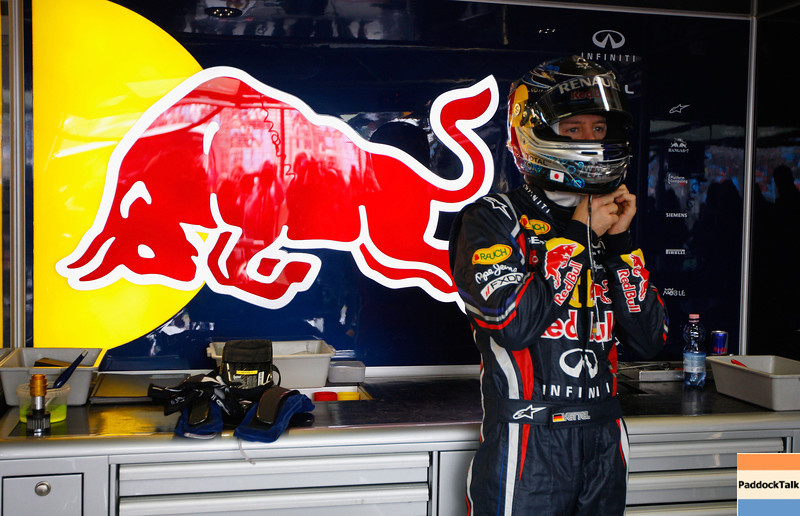 GEPA-25031199007 - FORMULA 1 - Grand Prix of Australia. Image shows Sebastian Vettel (GER/ Red Bull Racing). Photo: Getty Images/ Mark Thompson - For editorial use only. Image is free of charge