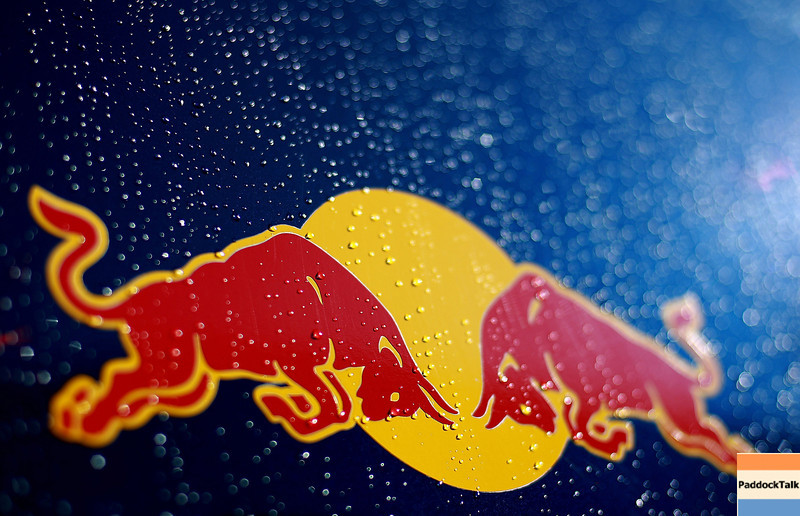 GEPA-18021199011 - FORMULA 1 - Testing in Barcelona, Circuit de Catalunya. Image shows the logo of Red Bull Racing Team. Photo: Vladimir Rys/ Getty Images - For editorial use only. Image is free of charge