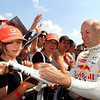 GEPA-03071199900 - FORMULA 1 - Goodwood Festival of Speed, Red Bull Showrun. Image shows technical officer Adrian Newey (Red Bull Racing). Keyword: autograph. Photo: Getty Images/ Clive Rose - For editorial use only. Image is free of charge