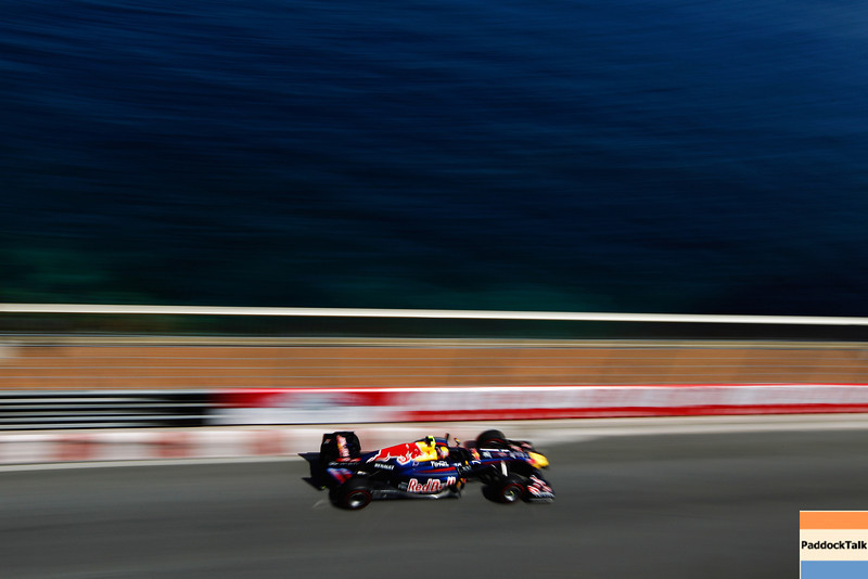 GEPA-26051199015 - FORMULA 1 - Grand Prix of Monaco. Image shows Mark Webber (AUS/ Red Bull Racing). Photo: Mark Thompson/ Getty Images - For editorial use only. Image is free of charge