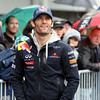 GEPA-15051134110 - SPIELBERG,AUSTRIA,15.MAY.11 - MOTORSPORT, FORMULA 1 - Open House Day Red Bull Ring, project Spielberg. Image shows Mark Webber (AUS/ Red Bull Racing). Photo: GEPA pictures/ Markus Oberlaender - For editorial use only. Image is free of charge.