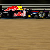 GEPA-12021199003 - FORMULA 1 - Testing in Jerez. Image shows Mark Webber (AUS/ Red Bull Racing). Photo: Paul Gilham/ Getty Images - For editorial use only. Image is free of charge