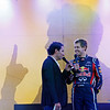GEPA-22101199525 - FORMULA 1 - World Championship Party. Image shows Sebastian Vettel (GER/ Red Bull Racing). Photo: Getty Images/ Daniel Grund - For editorial use only. Image is free of charge