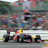 GEPA-10071199016 - FORMULA 1 - Grand Prix of Great Britain. Image shows Mark Webber (AUS/ Red Bull Racing). Photo: Getty Images/ Paul Gilham - For editorial use only. Image is free of charge