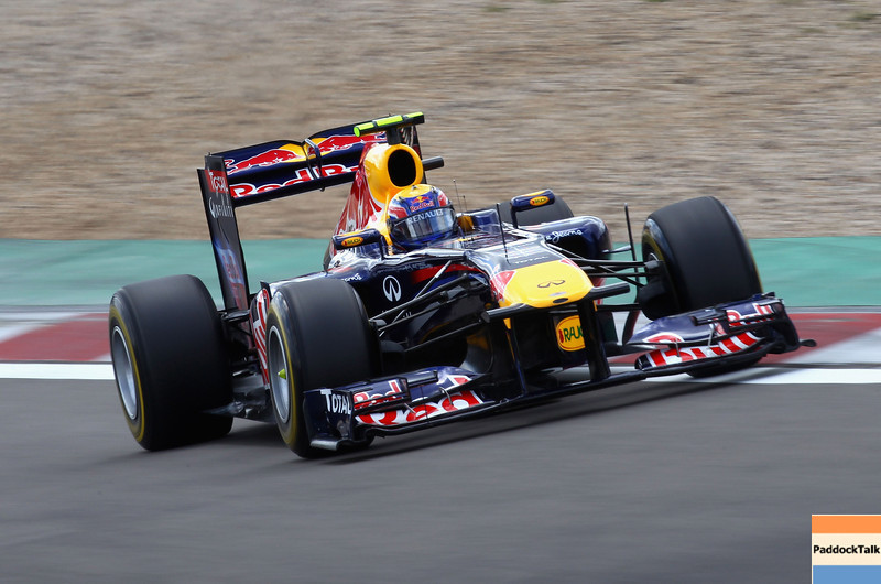 GEPA-23071199008 - FORMULA 1 - Grand Prix of Germany, Nuerburgring. Image shows Mark Webber (AUS/ Red Bull Racing). Photo: Getty Images/ Clive Mason - For editorial use only. Image is free of charge