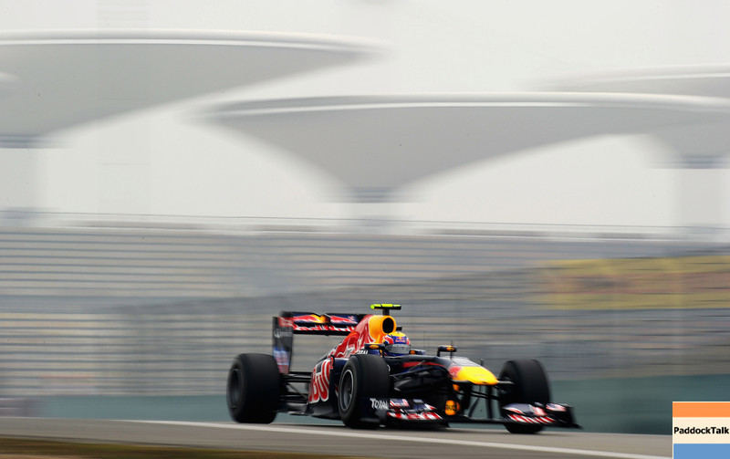 GEPA-15041199006 - FORMULA 1 - Grand Prix of China. Image shows Mark Webber (AUS/ Red Bull Racing). Photo: Getty Images/ Clive Mason - For editorial use only. Image is free of charge