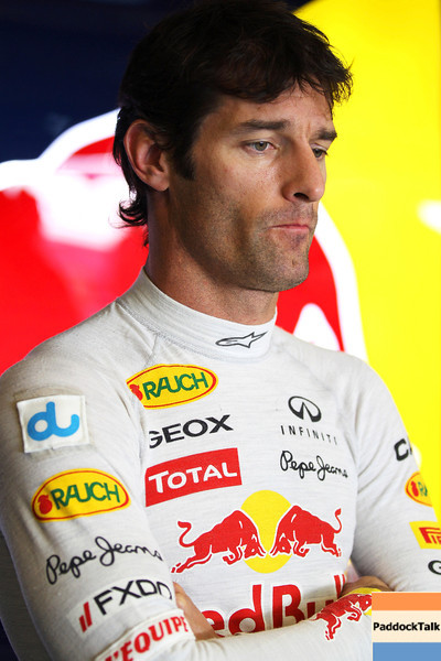 GEPA-11111199005 - FORMULA 1 - Grand Prix of Abu Dhabi, Yas Marina Circuit. Image shows Mark Webber (AUS/ Red Bull Racing). Photo: Getty Images/ Mark Thompson - For editorial use only. Image is free of charge