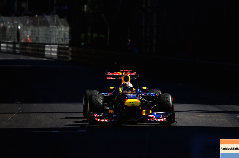 GEPA-29051199024 - FORMULA 1 - Grand Prix of Monaco. Image shows Sebastian Vettel (GER/ Red Bull Racing). Photo: Vladimir Rys/ Getty Images - For editorial use only. Image is free of charge