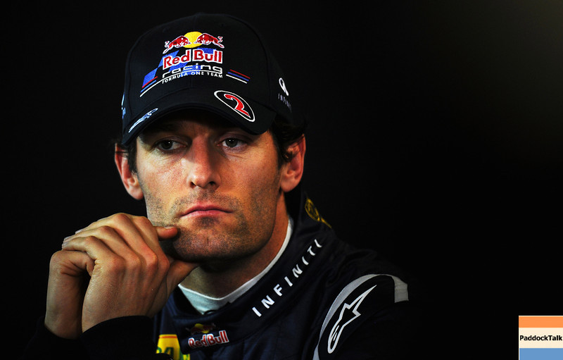 GEPA-24031199016 - FORMULA 1 - Grand Prix of Australia, preview, press conference. Image shows Mark Webber (AUS/ Red Bull Racing). Photo: Getty Images/ Clive Mason - For editorial use only. Image is free of charge