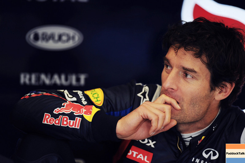 GEPA-25031199022 - FORMULA 1 - Grand Prix of Australia. Image shows Mark Webber (AUS/ Red Bull Racing). Photo: Getty Images/ Clive Mason - For editorial use only. Image is free of charge