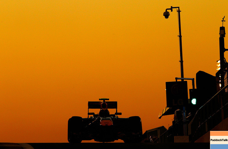 GEPA-12111199018 - FORMULA 1 - Grand Prix of Abu Dhabi, Yas Marina Circuit. Image shows Mark Webber (AUS/ Red Bull Racing). Photo: Getty Images/ Paul Gilham - For editorial use only. Image is free of charge