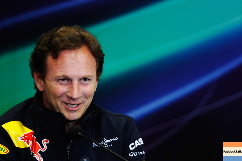 GEPA-06051199022 - FORMULA 1 - Grand Prix of Turkey. Image shows team principal Christian Horner (Red Bull Racing). Photo: Getty Images/ Mark Thompson - For editorial use only. Image is free of charge