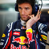 GEPA-02021199100 - FORMULA 1 - Testing in Valencia. Image shows Mark Webber (AUS/ Red Bull Racing). Photo: Mark Thompson/ Getty Images - For editorial use only. Image is free of charge