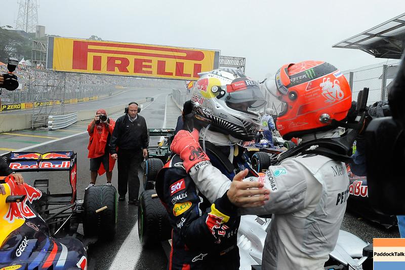 BRAZILIAN GRAND PRIX F1/2012 - INTERLAGOS 25/11/2012