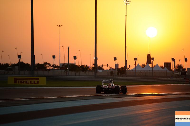 ABU DHABI GRAND PRIX F1/2012 - YAS MARINA 02/11/2012 - FERNANDO ALONSO