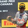 CANADIAN GRAND PRIX F1/2012 - MONTREAL 10/06/2012 - LEWIS HAMILTON