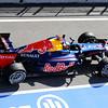 BARCELLONA (SPAIN) 22/02/2012 - TEST F1/2012 - SEBASTIAN VETTEL