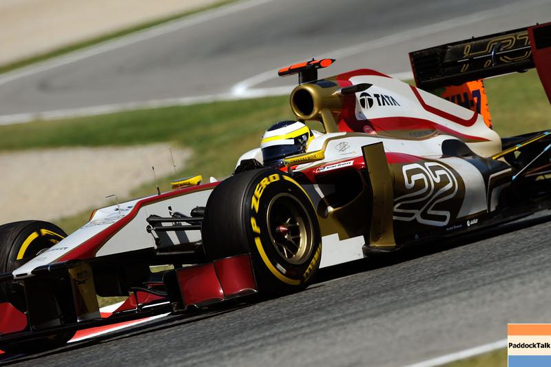 SPANISH GRAND PRIX F1/2012 - BARCELONA 11/05/2012 - PEDRO DE LA ROSA