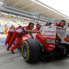 KOREAN GRAND PRIX F1/2012 - YEONGAM 13/10/2012 - FERRARI TEAM