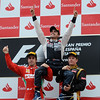 SPANISH GRAND PRIX F1/2012 - BARCELONA 13/05/2012 - PODIUM