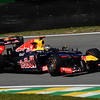 BRAZILIAN GRAND PRIX F1/2012 - INTERLAGOS 23/11/2012 - SEBASTIAN VETTEL