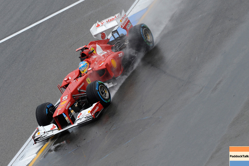 GERMAN GRAND PRIX F1/2012 - HOCKENHEIM 21/07/2012 - FERNANDO ALONSO