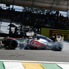 BRAZILIAN GRAND PRIX F1/2012 - INTERLAGOS 25/11/2012 - LEWIS HAMILTON