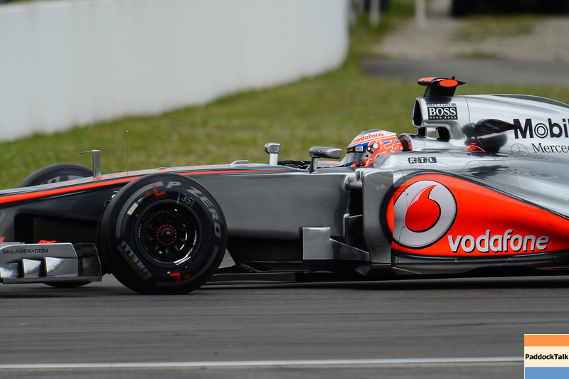 GERMAN GRAND PRIX F1/2012 - HOCKENHEIM 20/07/2012 - JENSON BUTTON