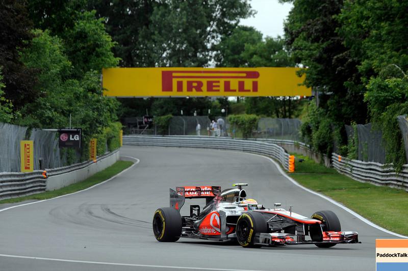 CANADIAN GRAND PRIX F1/2012 - MONTREAL 08/06/2012 - LEWIS HAMILTON