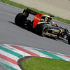 TEST F1/2012 - MUGELLO 03/05/2012 - ROMAIN GROSJEAN