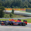 BELGIAN GRAND PRIX F1/2012 - SPA 02/09/2012 - MARK WEBBER AND SEBASTIAN VETTEL.